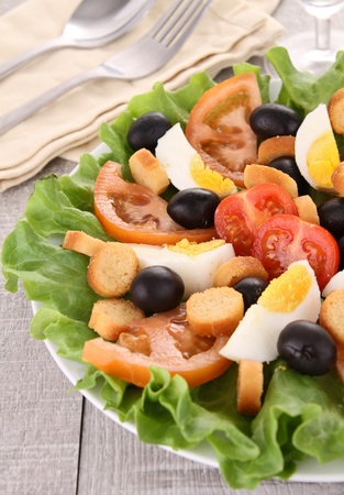 mixed salad photo