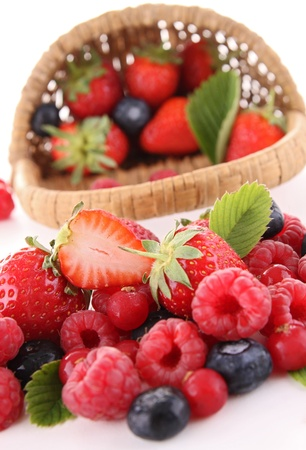 assorted of fresh fruits Stock Photo - 13345441