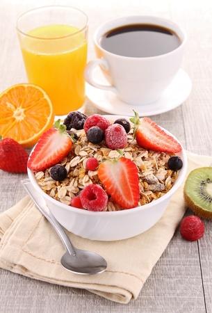 ontbijt Stockfoto