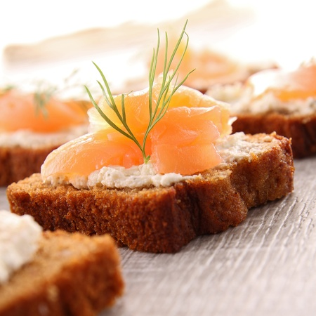 appetizer Stock Photo - 13571434