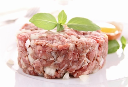 steak tartare: tartare
