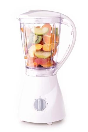 licuadora: la licuadora con frutas