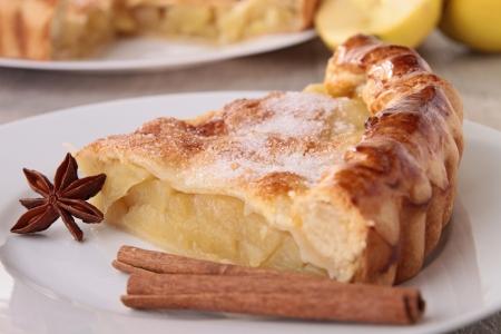 pie: gourmet apple pie