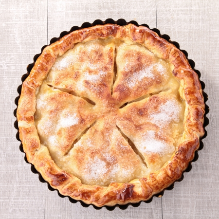 tarta de manzana: gourmet tarta de manzana