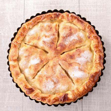 pastel de manzana: gourmet tarta de manzana