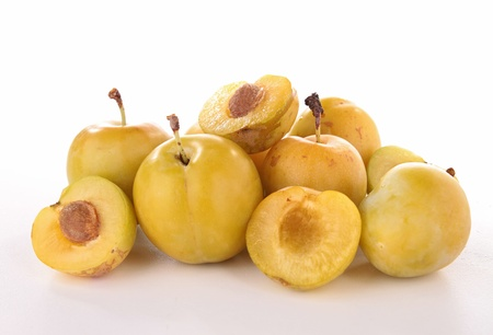 mirabelle, yellow plum photo