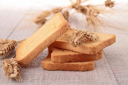biscotte: biscottes et du bl�