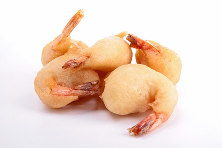 fritter: fritter shrimp