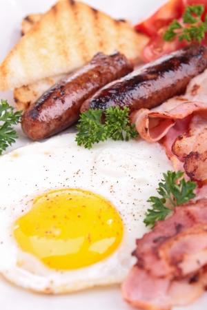 embutidos: desayuno