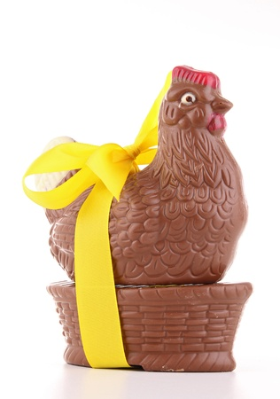 chocolate easter photo