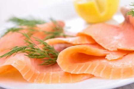 saumon fum?