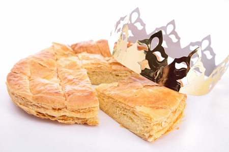 epiphany: epiphany cake Stock Photo