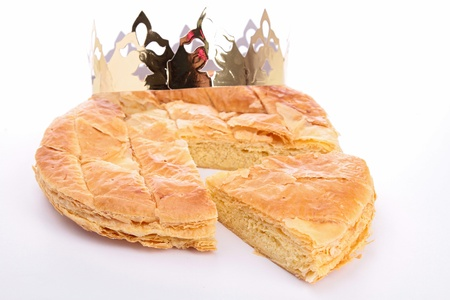 epiphany: isolated epiphany cake