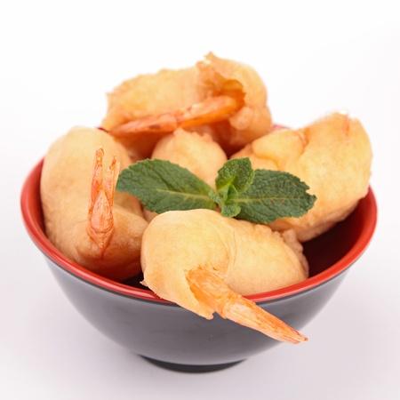 fritter: shrimp fritter