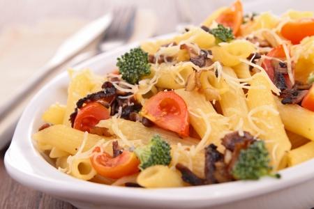 gratin pasta photo