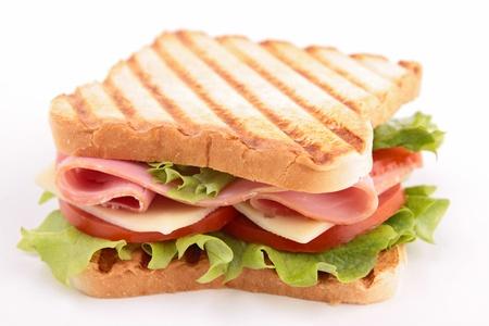 sandwich bread: sandwich