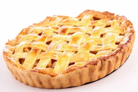 pastel de manzana: cocinado el pastel de manzana
