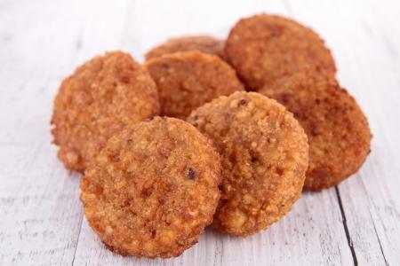 falafel: falafel
