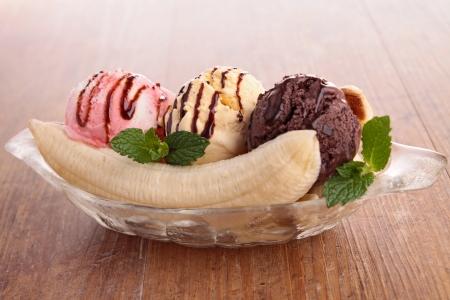 banana split photo