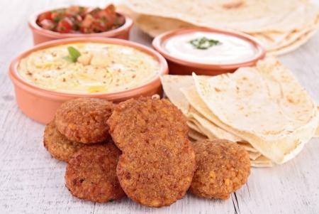 falafel photo