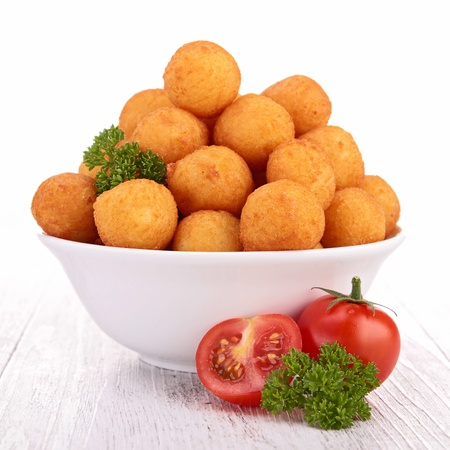 potatoes ball