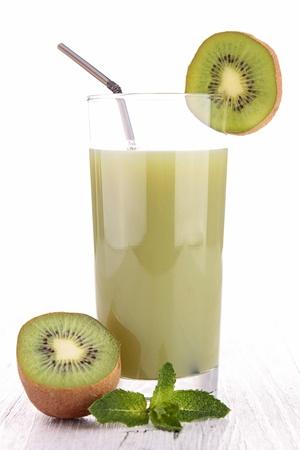 kiwi juice Stok Fotoğraf