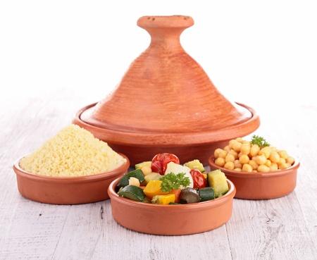 vegetarian couscous photo