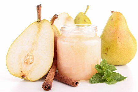 compote: pear compote