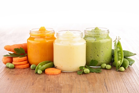 niemowlaki: jedzenie dla dzieci