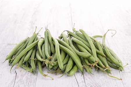 green bean Stock Photo - 21769687