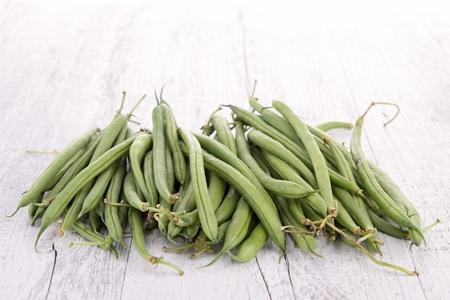 green bean Stock Photo - 21769687