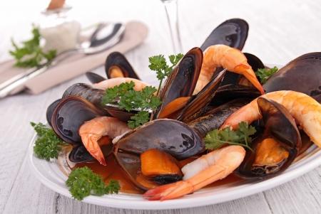 crustacean: plate of crustacean