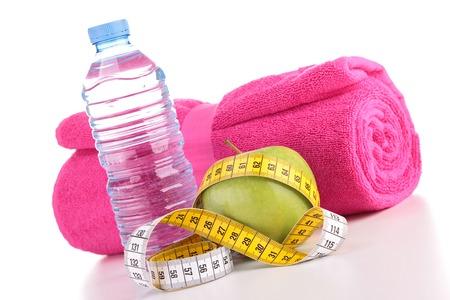 fitness equipment: fitness equipment, diet food