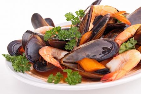 crustacean: crustacean soup