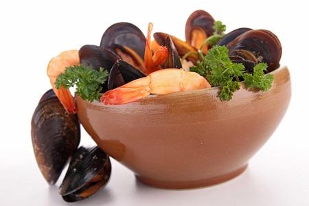 crustacean: assortment of crustacean