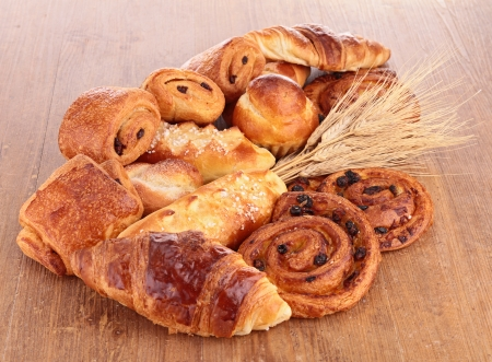 assortment of pastries photo