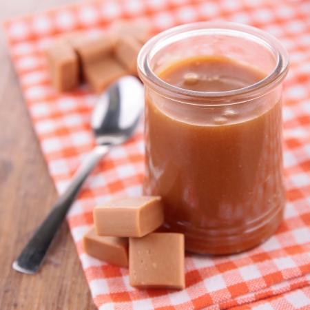 caramel dessert Imagens - 24903120