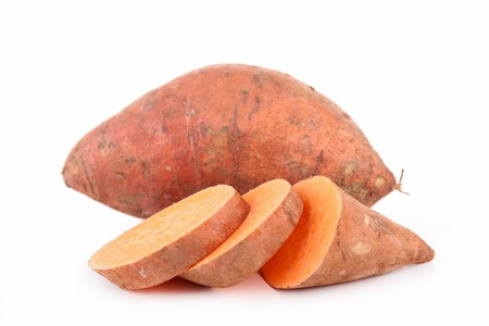 batata: batatas Foto de archivo
