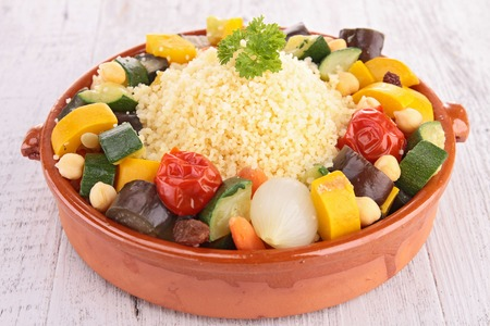 couscous Stock Photo