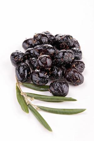black olive Stock Photo