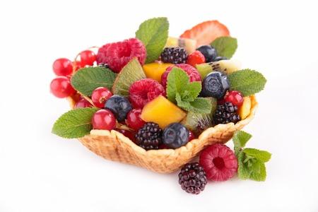 fruit salad: fruit salad