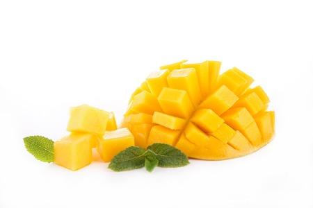 mango leaves: mango