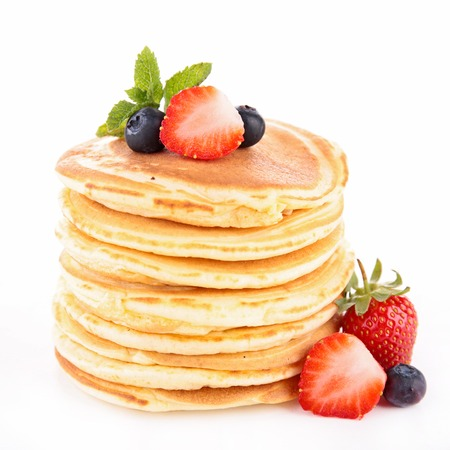 pancake Stok Fotoğraf