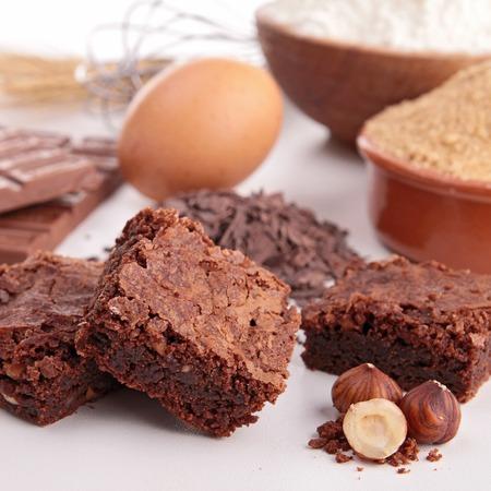 brownie Фото со стока