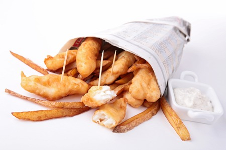 fish and chip photo