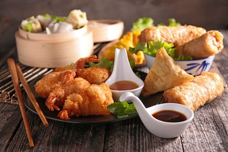 asia food Stock Photo