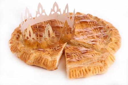 epiphany: galette des rois