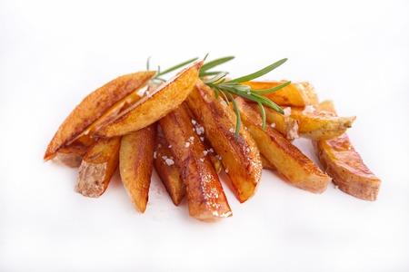 fried potato Imagens