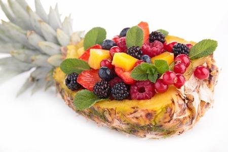 salade de fruits: salade de fruits