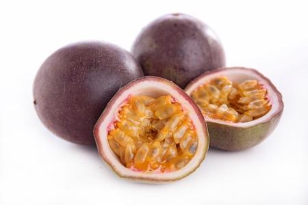 epicure: passion fruit Stock Photo